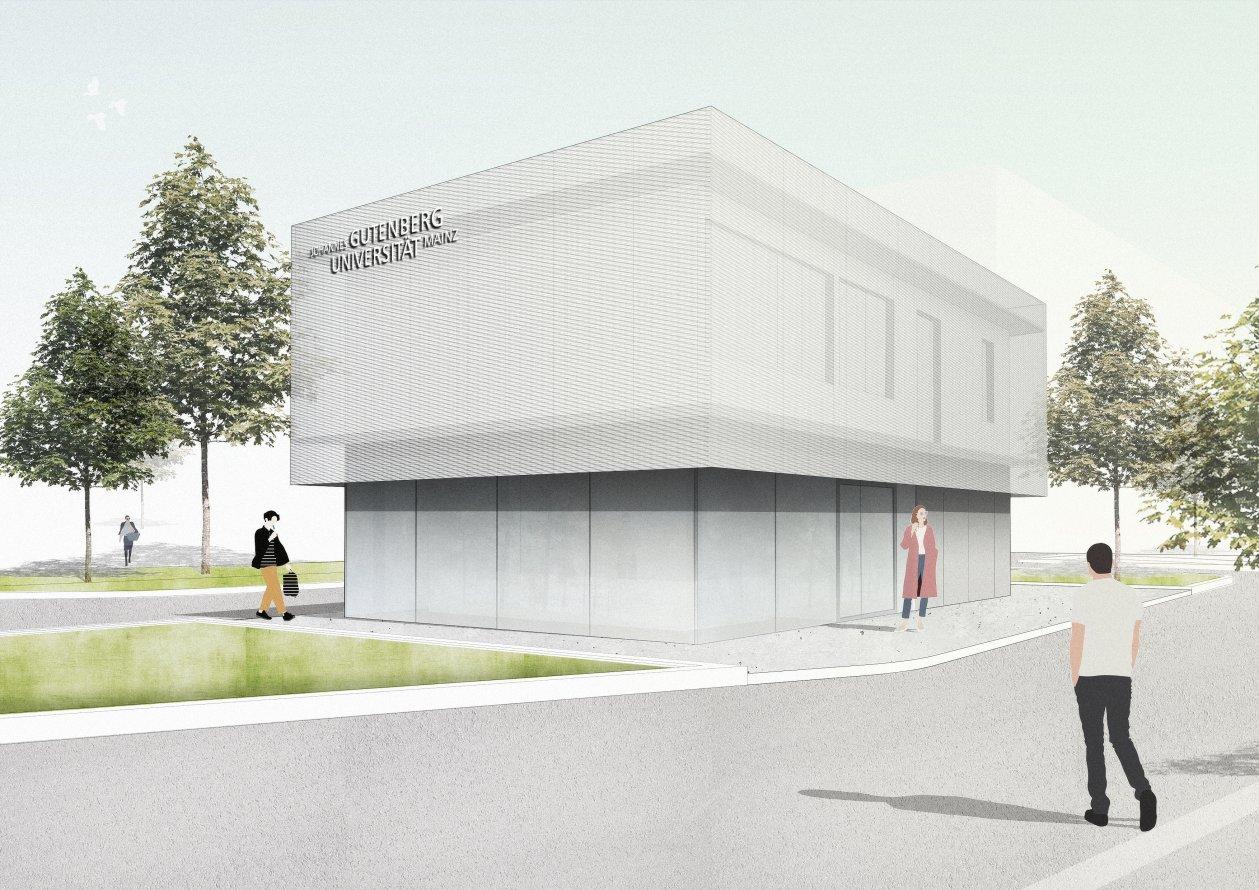 Pförtnerhaus JGU